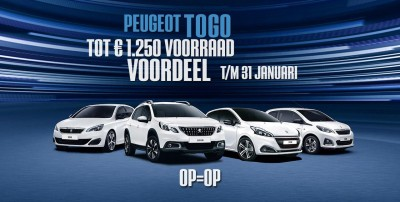 Peugeot to go