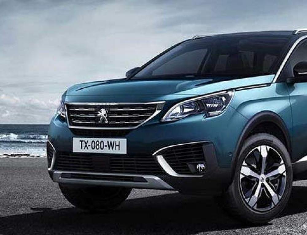 Prijzen nieuwe Peugeot 5008 SUV
