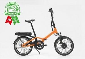 Prijswinnende fiets